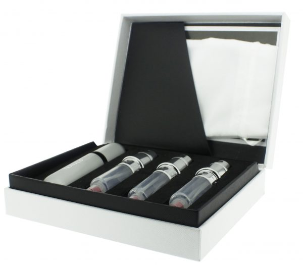 SET Classic HD Silver 4 Box